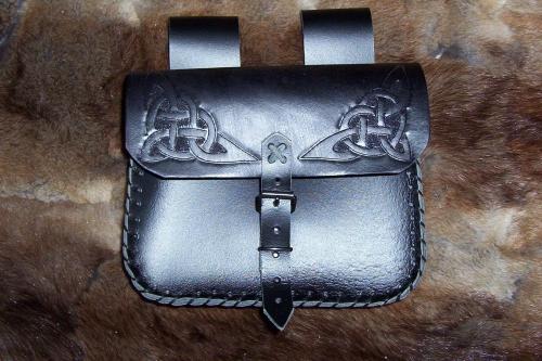 Tasche - Keltischer Knoten