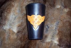 Armschutz - Keltischer Knoten (Dreiheit)