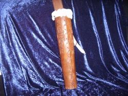Rückenköcher - Keltische Knoten