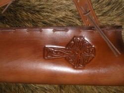 Seitenköcher - Celtic Cross