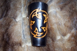 Armschutz - Keltischer Knoten II