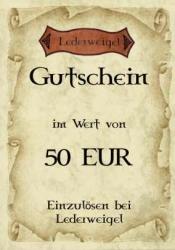 Gutschein für 50 EUR