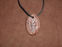 Runenamulett - Dagaz