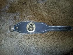 Armband mit Zierniete - Odin