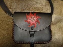 Tasche - Pentagramm