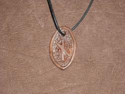 Runenamulet - Naudhiz