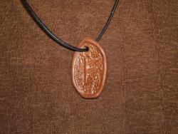Runenamulet - Fehu