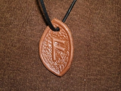Runenamulet - Ansuz