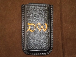Handy/Smartphone Hülle /Etui mit Initialen