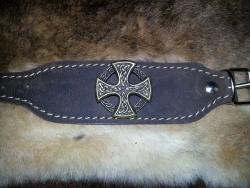 Weiches Armband - Keltisches Kreuz