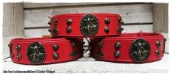 Hundehalsband - Odin`s Dragon Silber